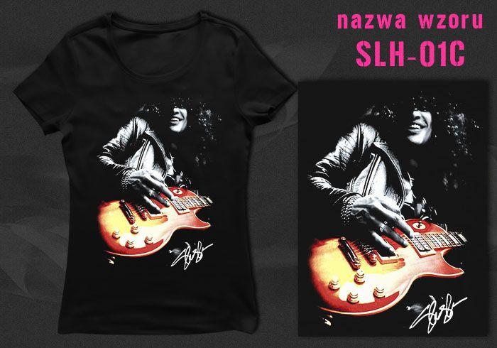 Guns N Roses Axl Rose Slash Koszulka Damska Axl Rose Slash T Shirt Mens Tops