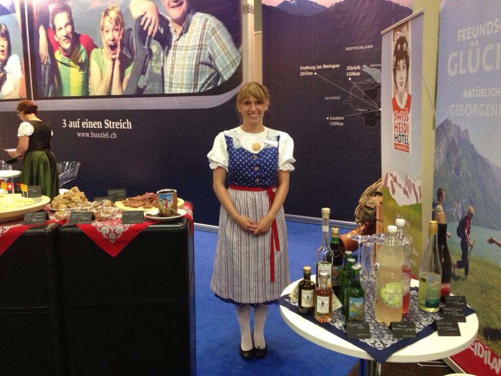 SwissHeidiland: Erinnerung an den Workshop in Köln. ❤️❤️