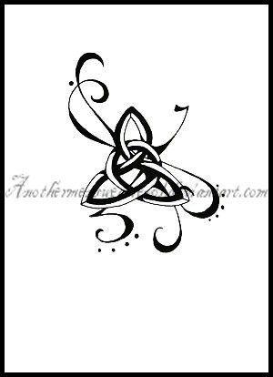 Celtic Inner Strength Symbol Celtic Inner S Tattos Pinterest