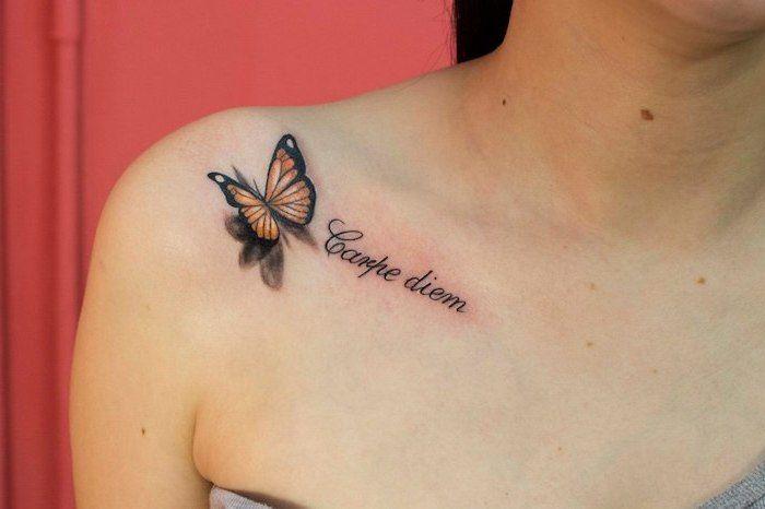 Photo of ▷ 1001 + designs de tatouage papillon pharamineux