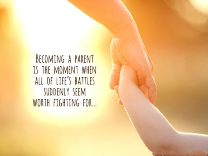 20 Inspirational Quotes For New Parents Baby Is Coming Enkiquotes New Baby Quotes Newborn Quotes New Parent Quotes