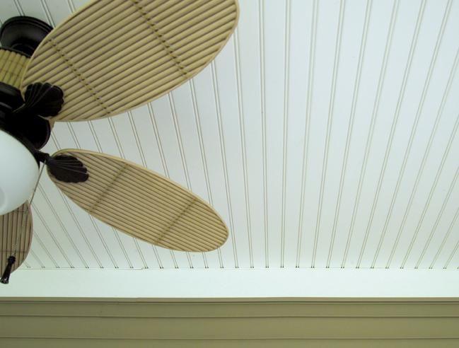 Beaded Porch Panel Vinyl Soffit Porch Ceiling Vinyl Siding