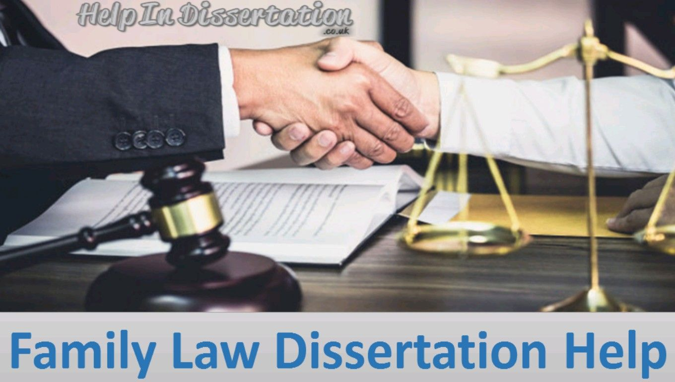 Dissertation questions on family law