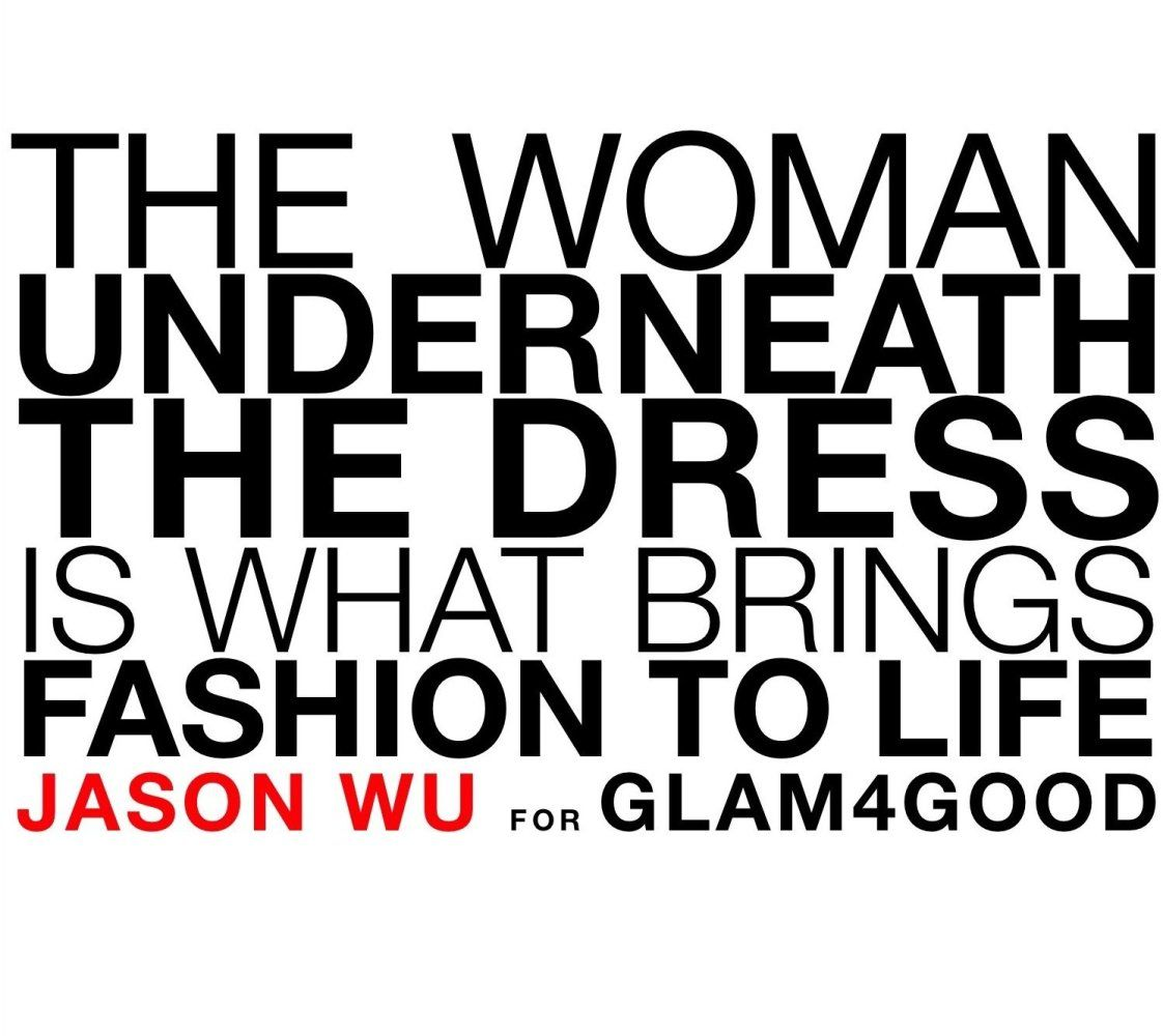 Mary Alice Stephenson Fashion Superstars Give Glam4good Powerful Quotes On The True Definition Style Powerful Quotes Fashion Designer Quotes Fashion