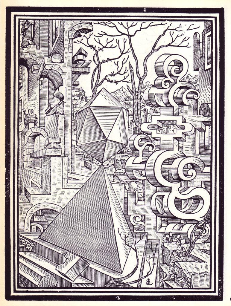 Geometria et Perspectiva - Lorenz Stöer, 1567 a | par peacay