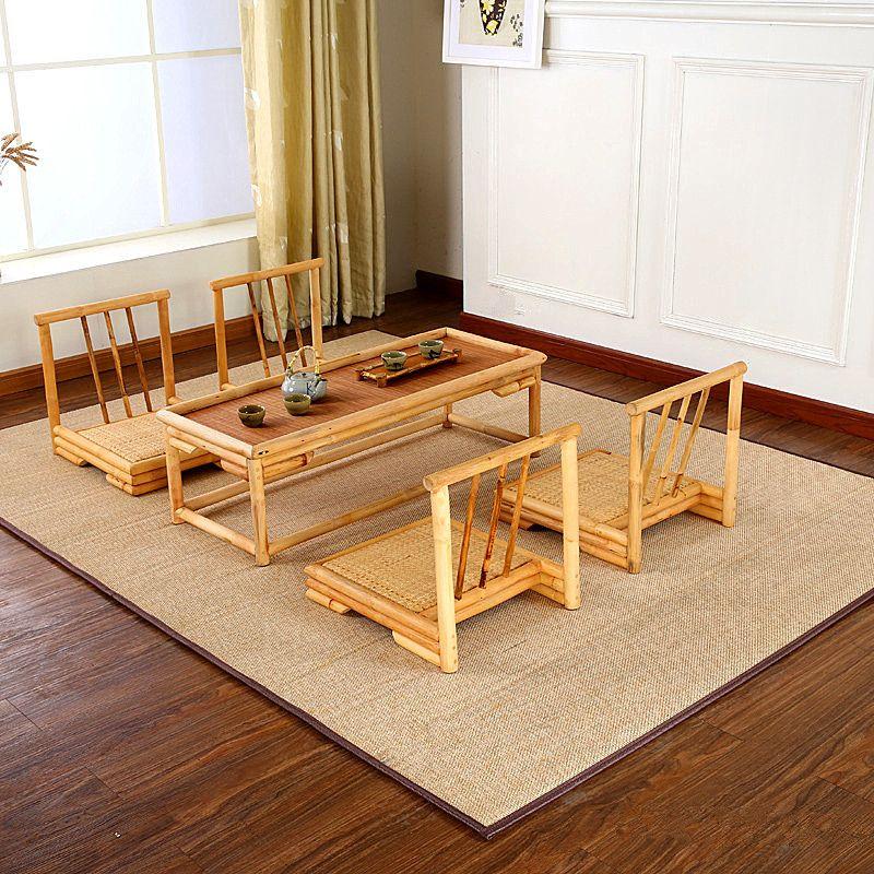 180x180cm Bamboo Carpet Rugs