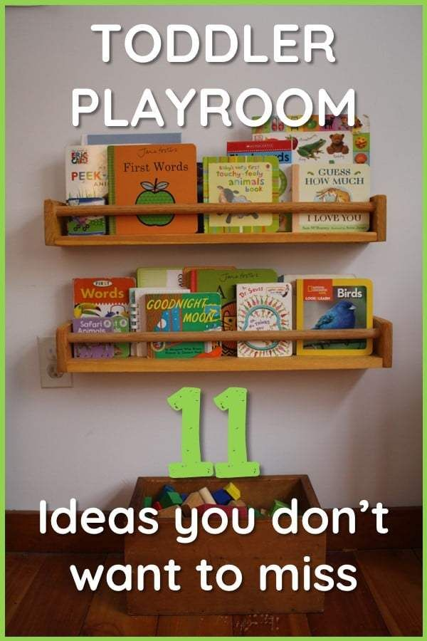 11 Playroom Ideas to Keep your Toddler Entertained images