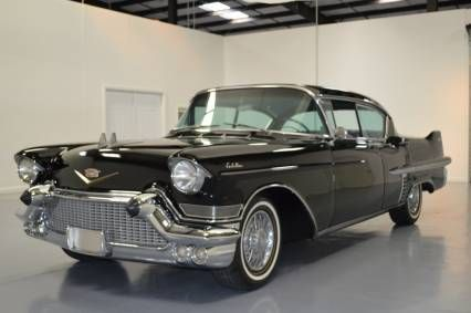 1957 cadillac series 62 4 door hard top sedan for sale for 1957 cadillac 2 door hardtop