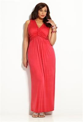 Braided Bodice Maxi Dress | Plus Size Maxi Dresses | Avenue ...
