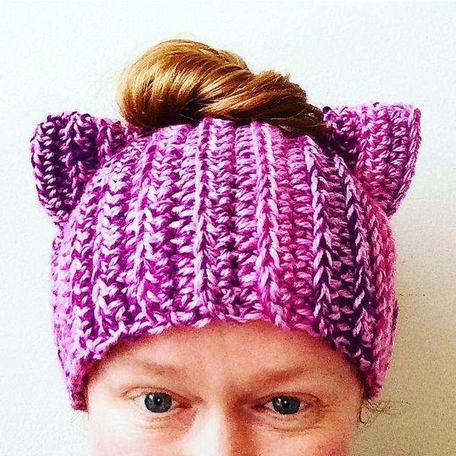 Crochet Cat Hat Crochet beanie