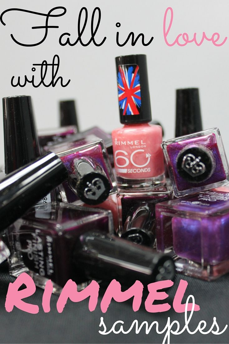 Try Rimmel Samples For Free 5 Lucky Winners Will Win A Rimmel