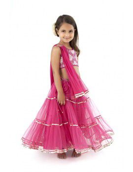 Kids Wear Indian And