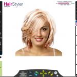 Frisuren Testen Kostenlos Mit Eigenem Foto Frisur Ideen Frisuren Frisuren Testen Frisuren Fur Lockiges Haar