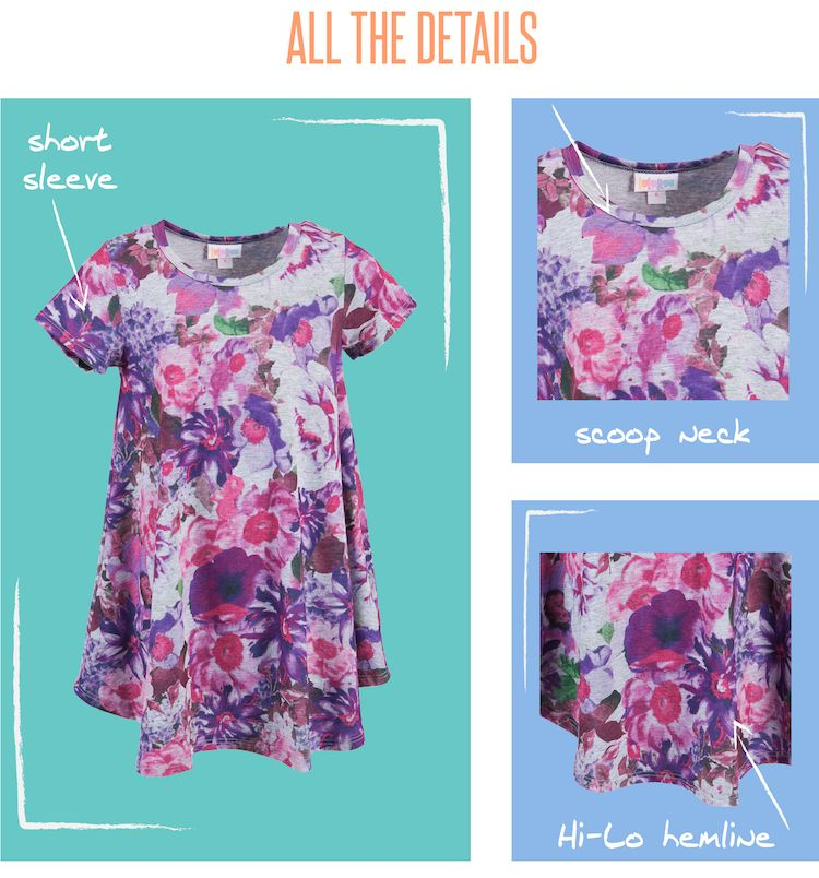8317e8050 LuLaRoe Style - All the Details - Scarlett | All the Details in 2019 ...