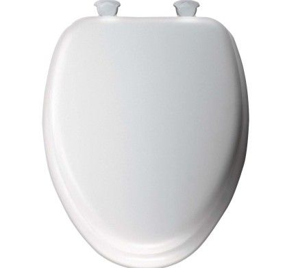 Mayfair Premium Soft Toilet Seat In White 113ec 000 Comes In
