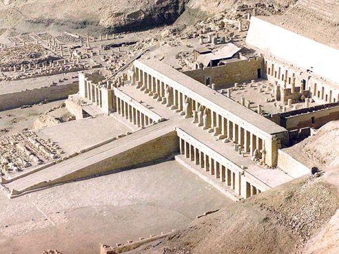 templo de hatshepsut - Pesquisa Google