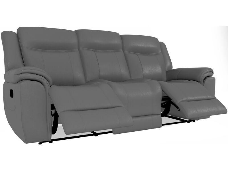 Endurance Barkley 3 Seater Manual Recliner Sofa In 2019