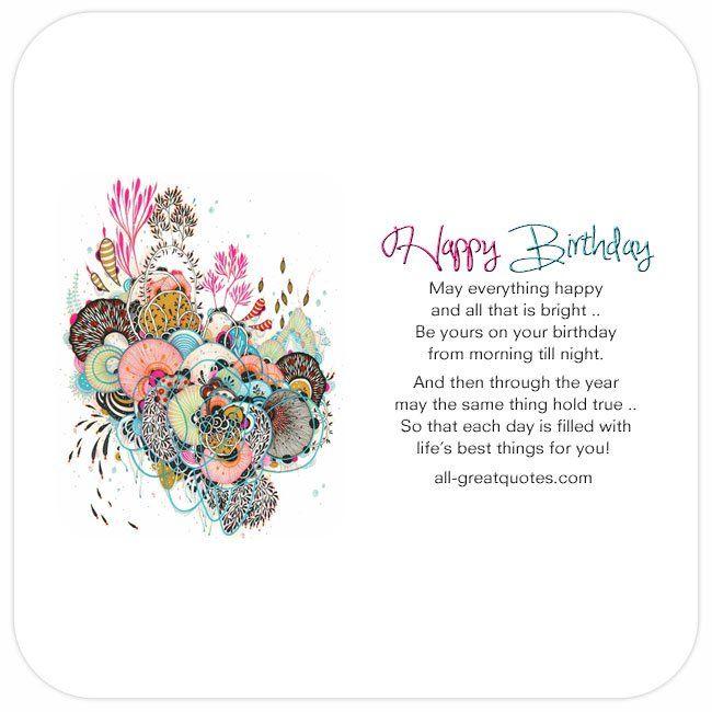 General happy birthday cards happy birthday and birthdays general happy birthday cards facebook greeting cards m4hsunfo