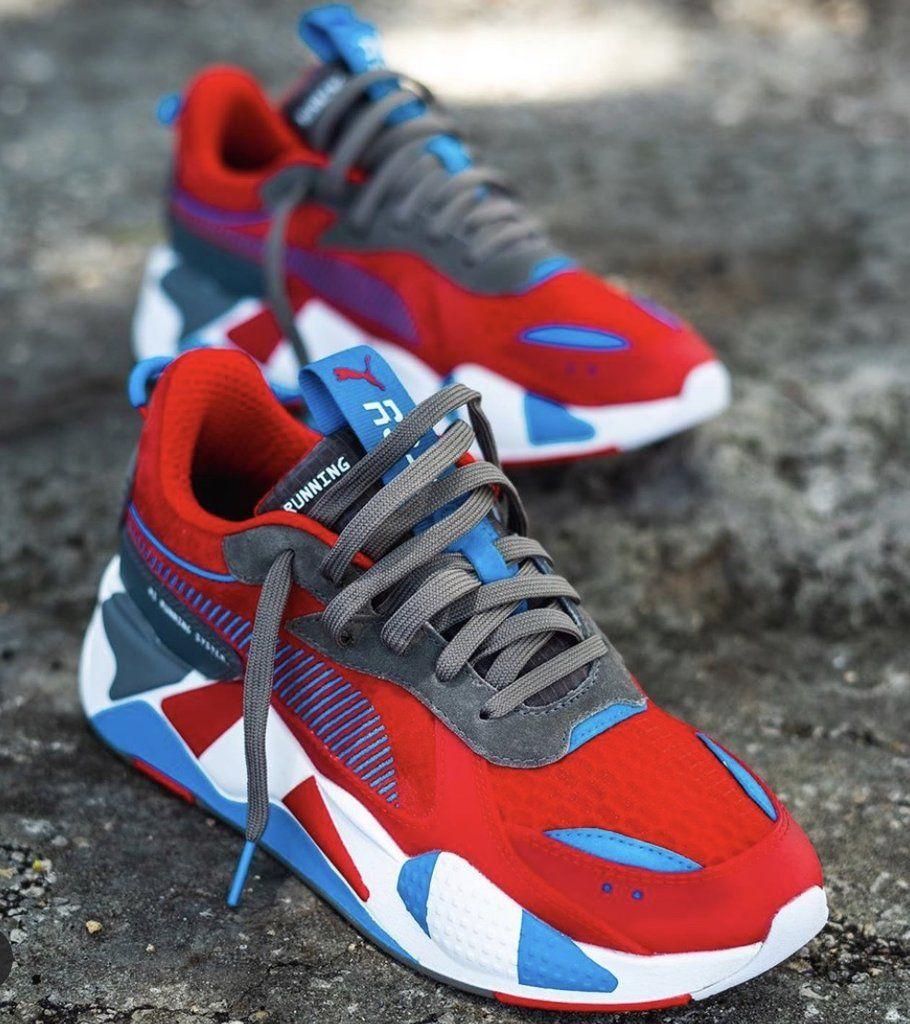 Puma sneakers, Mens puma shoes