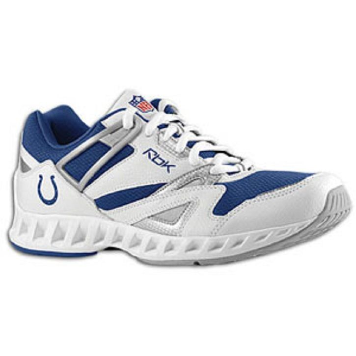 Indianapolis Colts Zorch Trainer Shoes from Reebok  cdd9e603d