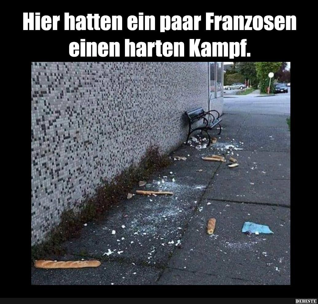 Deutschland Frankreich Witze