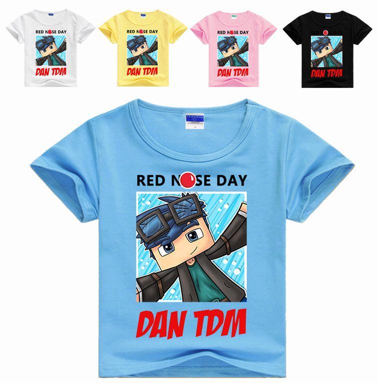 Z Kinderkleding.Z Y 3 16years Chicos Adolescentes Ropa Roblox Camiseta Red Nose