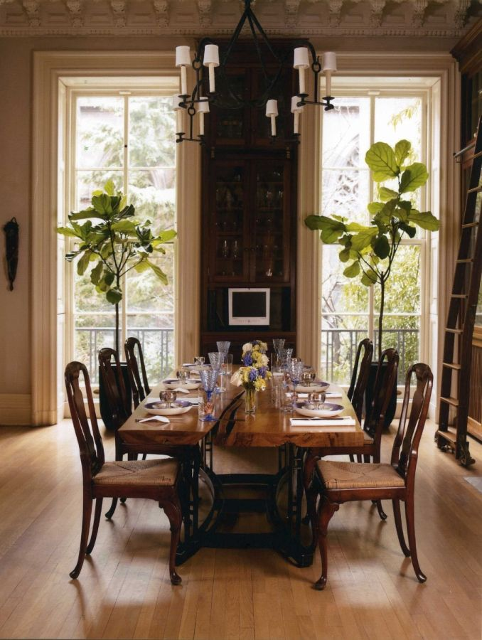 Brooklyn Historic Townhouse  Kathryn Scott Design Studio