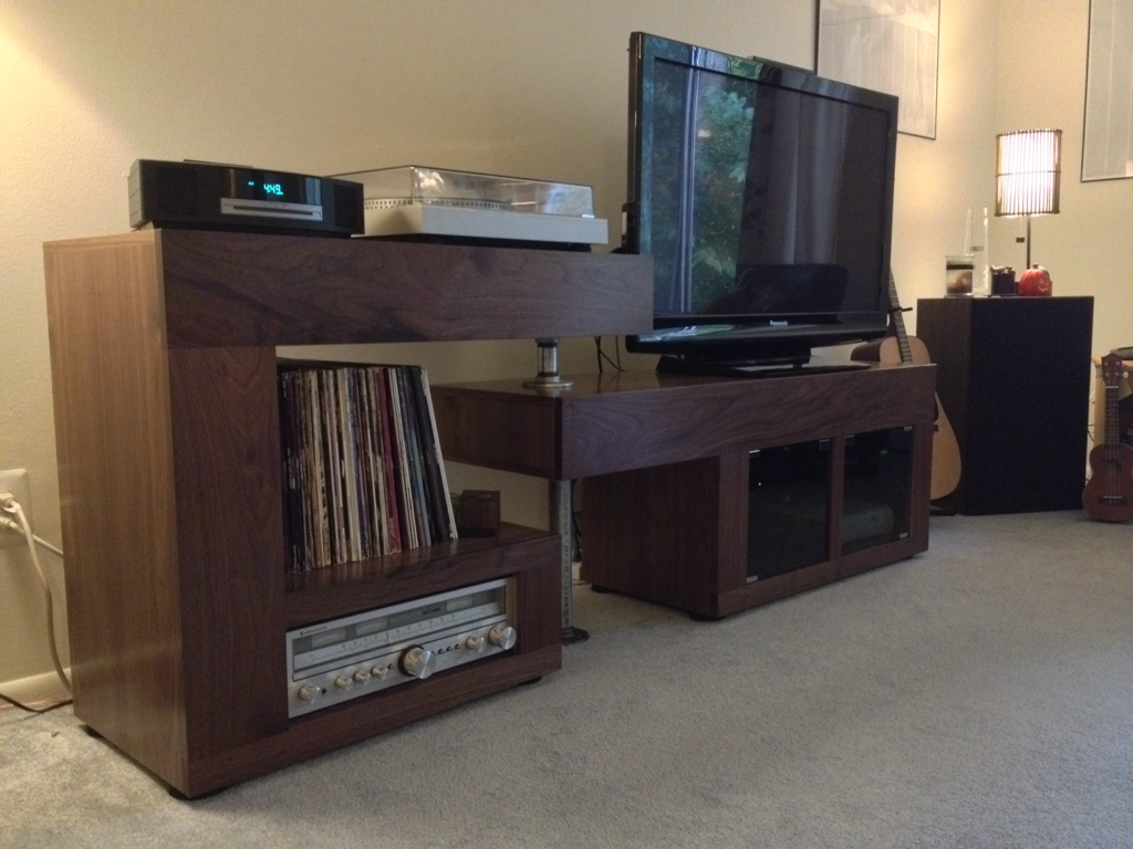 Tv Record Player Stand Record Player Stand Furniture Vinyl