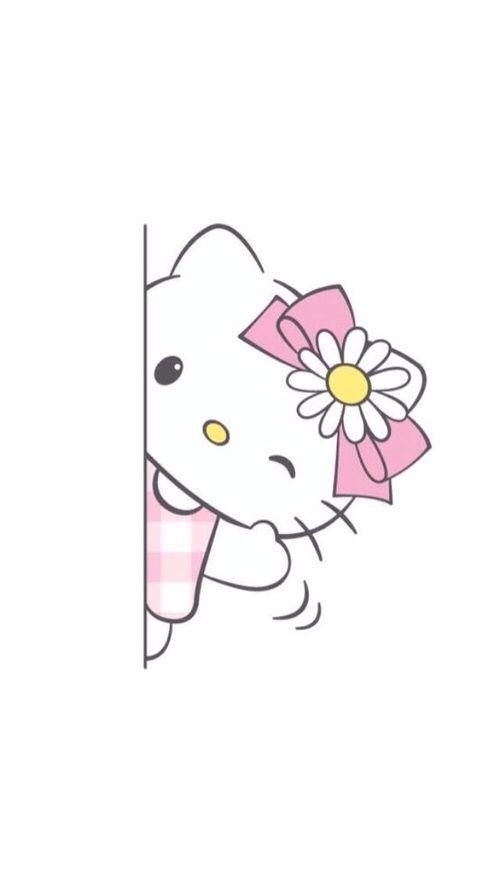 Weheartit Entry 247623746 Hello Kitty WallpaperSanrio