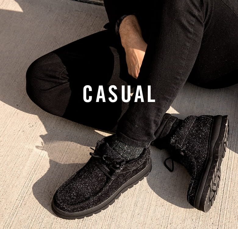 9682aa7ec9 Shop the Stacy Adams Shoes Casual Category. The featured product is the  Stacy Adams Dublin II Moc Toe Boot in Black.