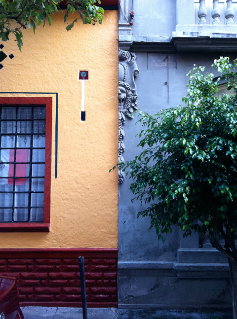 Colonia Roma, Mexico City-- via the lovely Blair Richardson and Little Mule Studio