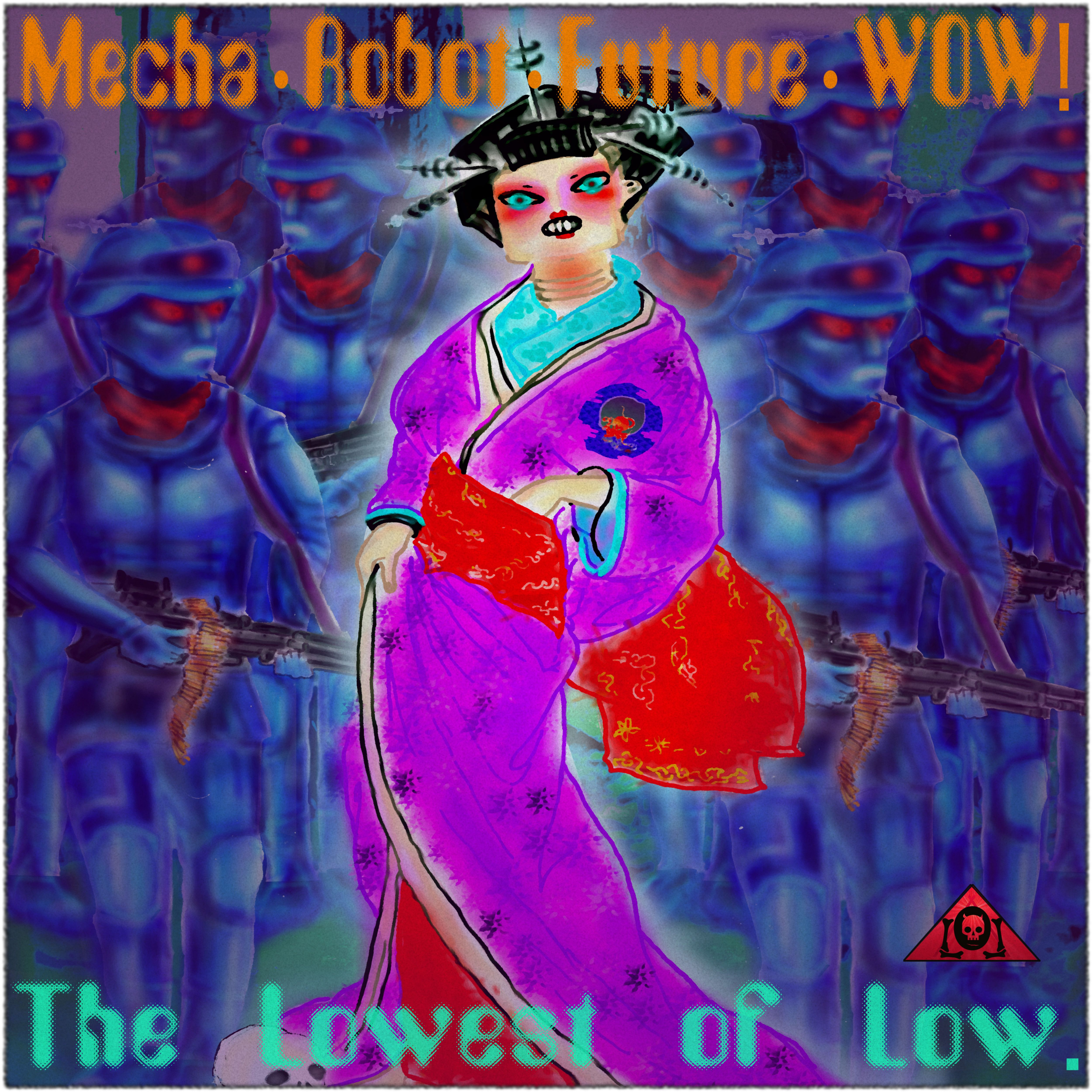 "Stream ""Mecha Robot Future WOW!"" (full album) by The"