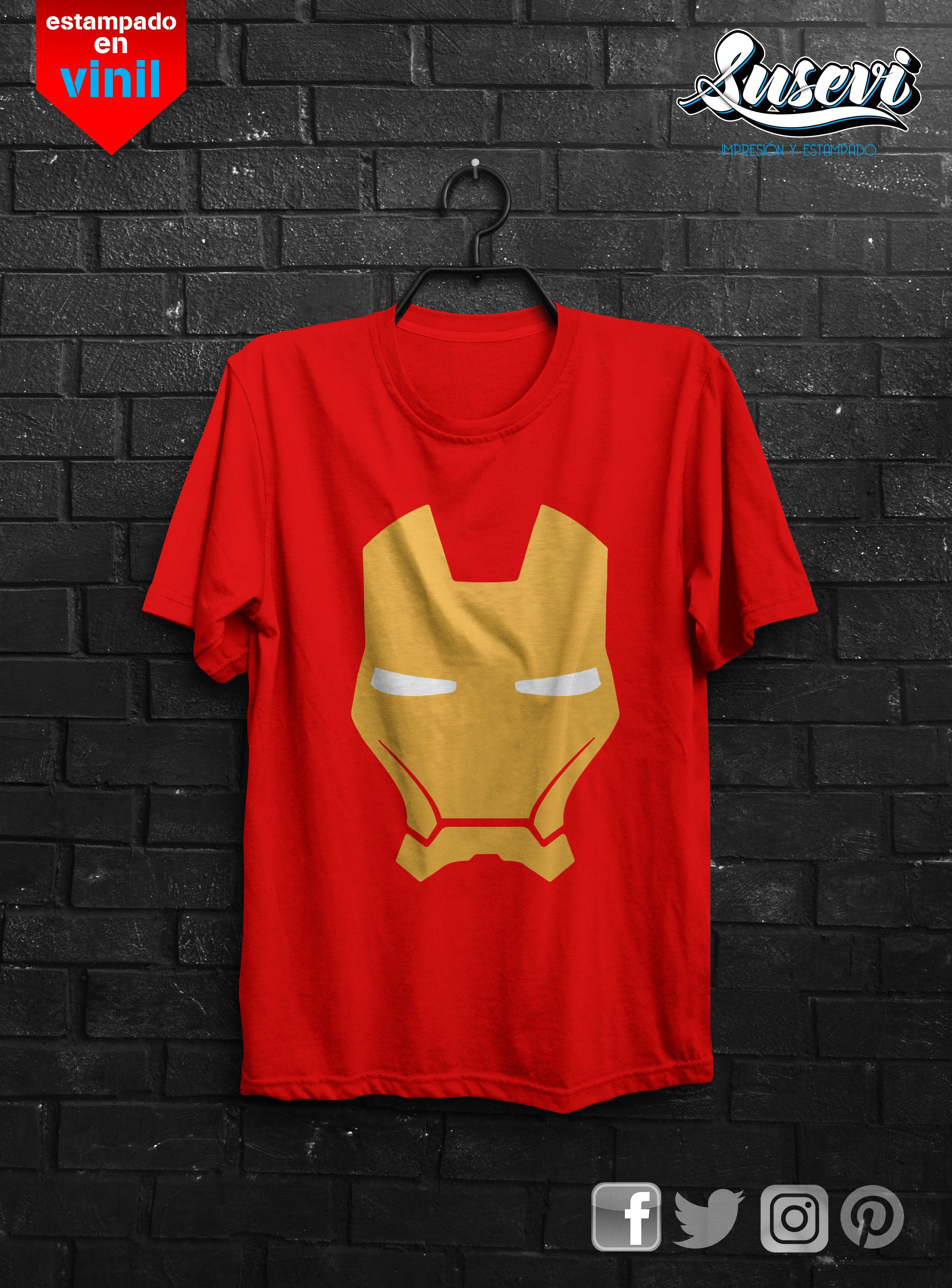 973e6d1a030 Playera personalizada-ironman-hombre-estampados #comics #playeras #ironman