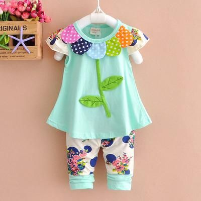 LZH Newborns Clothes 2018 Summer Baby Girls Clothes Set Petals Tshirt+Pants Outfits Baby Girls Sport Suit Infant Clothing Sets is part of Sport Clothes 2018 - Department Name Baby Item Type Sets Fabric Type Worsted Collar ONeck Material Composition cotton+polyester Material Polyester,Cotton Outerwear Type Coat Sleeve Length(cm) Short Pattern Type Floral Gender Baby Girls Brand Name LZH Sleeve Style Regular Fit Fits true to size, take your normal size Model Number Baby clothes Closure Type Pullover Style Casual Design polka dot,flower Packaging combination tshirt + pants Color Mei red,Yellow,Green Size 8090100110 Season summer baby clothes baby outfit baby girl clothes newborn clothes baby summer clothes baby set infant cothing baby clothes sets Place of Origin China (Mainland)
