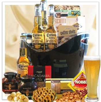 Beer Gift Hamper Birthday Baskets Christmas Hamer Corporate Delivery Australia Wide Hampers