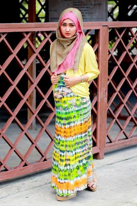 Dian Pelangi Pregnant Hijab Style Pinterest Hijab Fashion