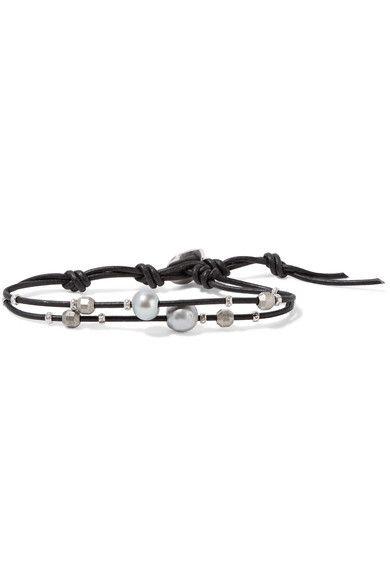 464cee9fb5657 CHAN LUU .  chanluu   Pearl Bracelet