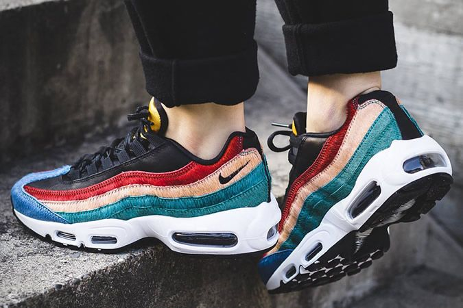 Nike Air Max 95 W Multi Pony  1ee6315751