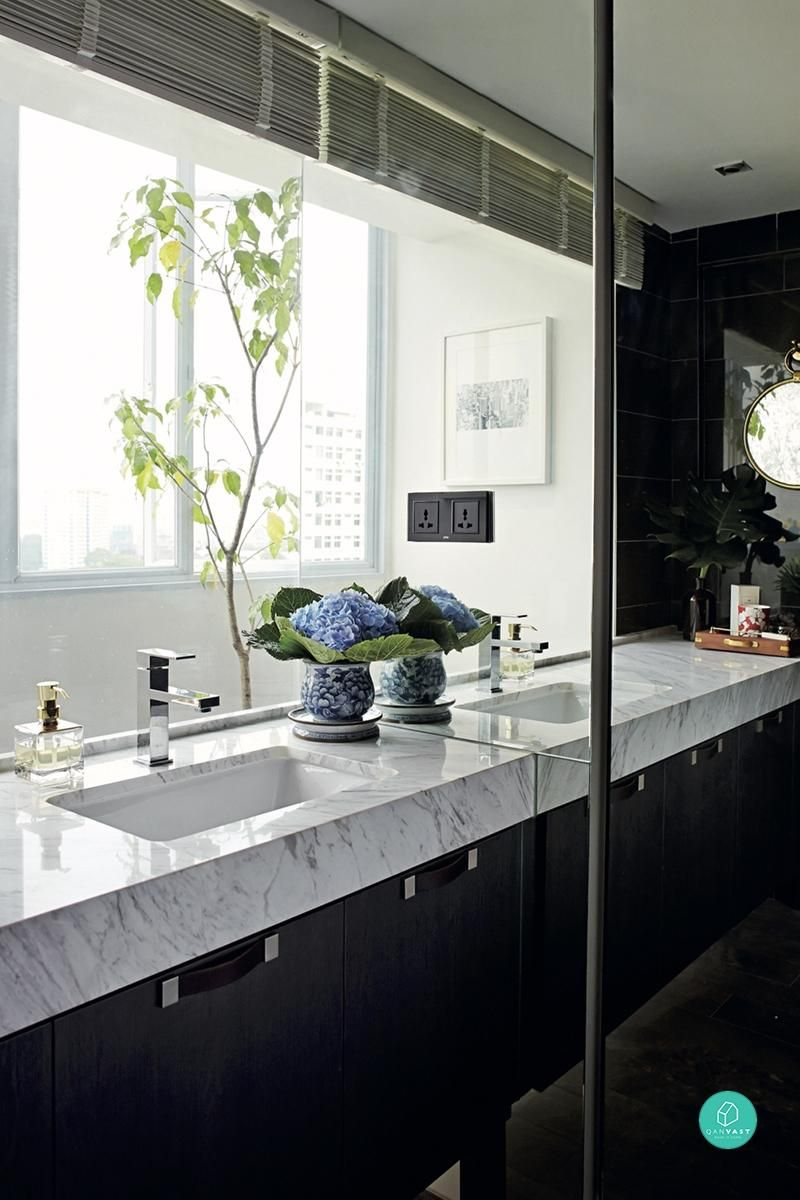 8 Incredible Ways To Design A 3-room Flat | Home renovations, Home ...