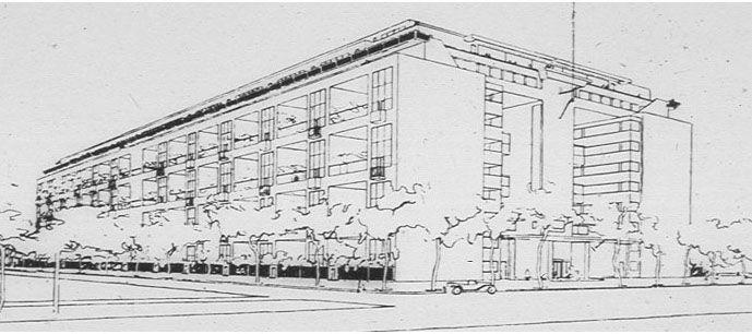 Le Corbusier - Immeubles-Villas (1922)