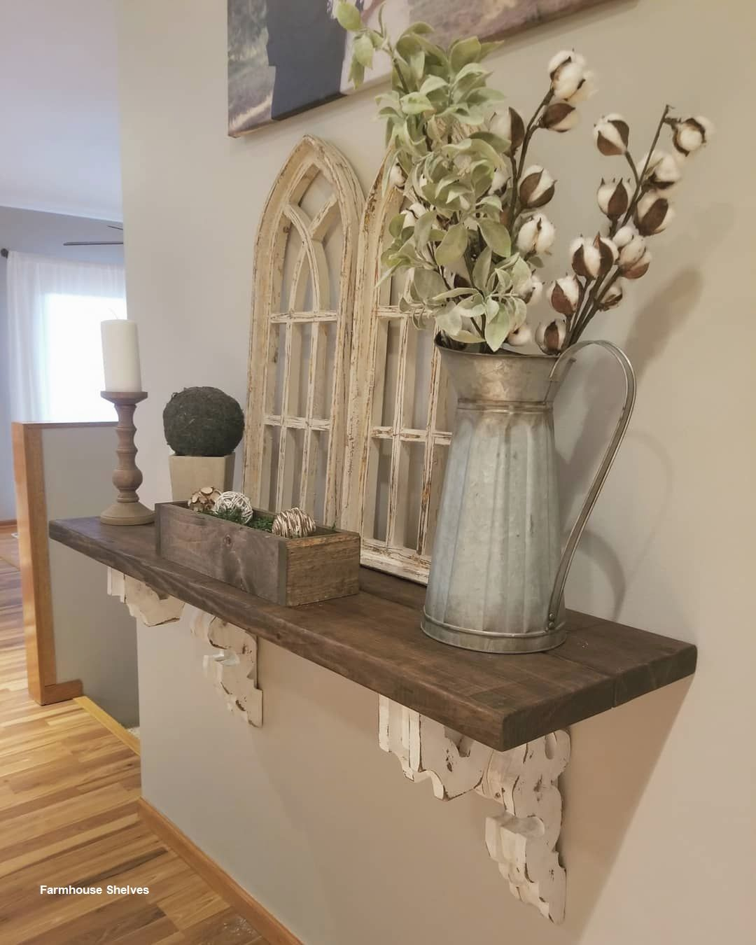 The Nicest And Cleverest Diy Floating Shelving Idea And Its Multi-advantages - DIY Aspects