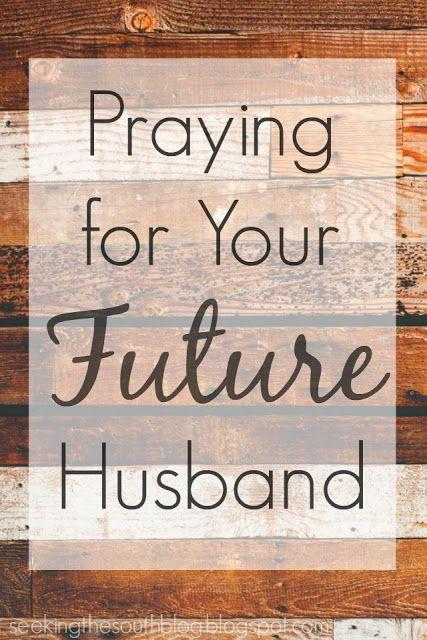 praying for your future husband pdf
