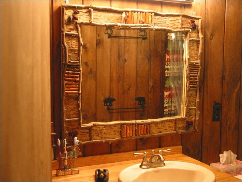 43 Stunning Rustic Bathroom Mirrors Ideas Comedecor Rustic Bathroom Mirrors Bathroom Mirror Design Country Bathroom Mirrors
