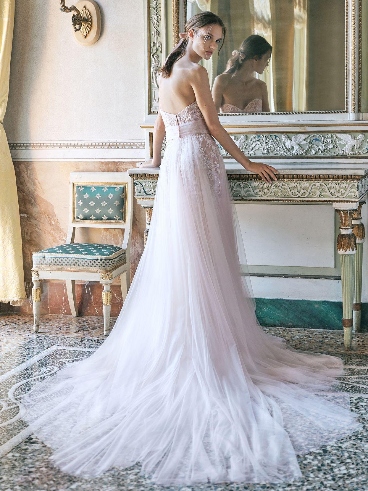 Monique Lhuillier Fall 2020 Wedding Dress Collection – Bridal 2019