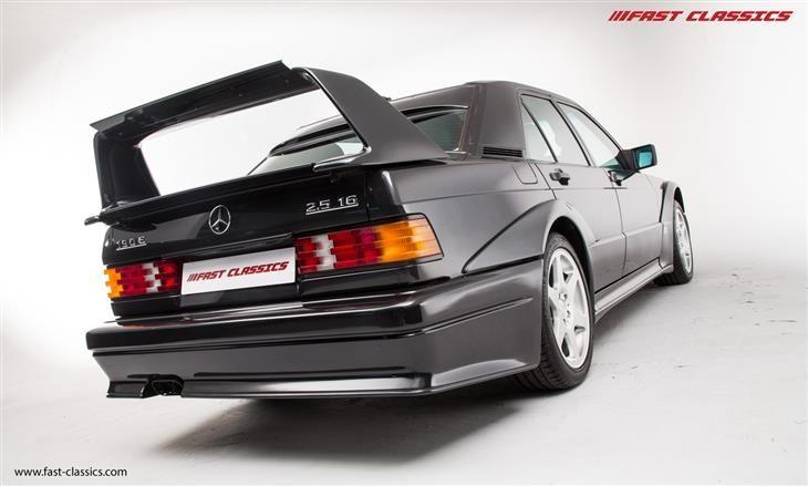 Classic Mercedes Benz 190e 2 5 16v Cosworth Evolution I For