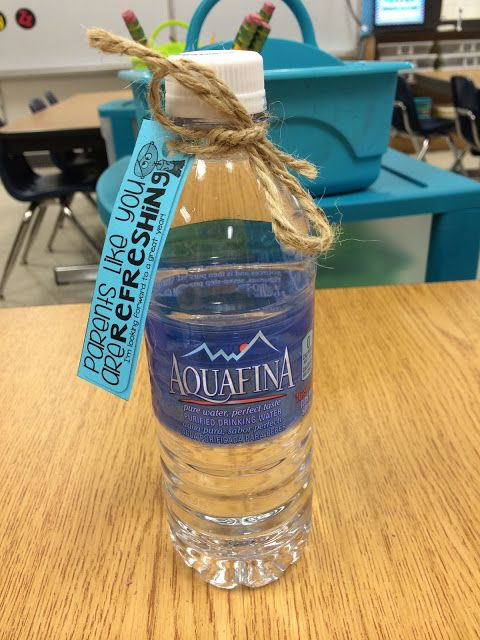 Gift Idea For Parents At Meet The Teacher Or Back To School Night