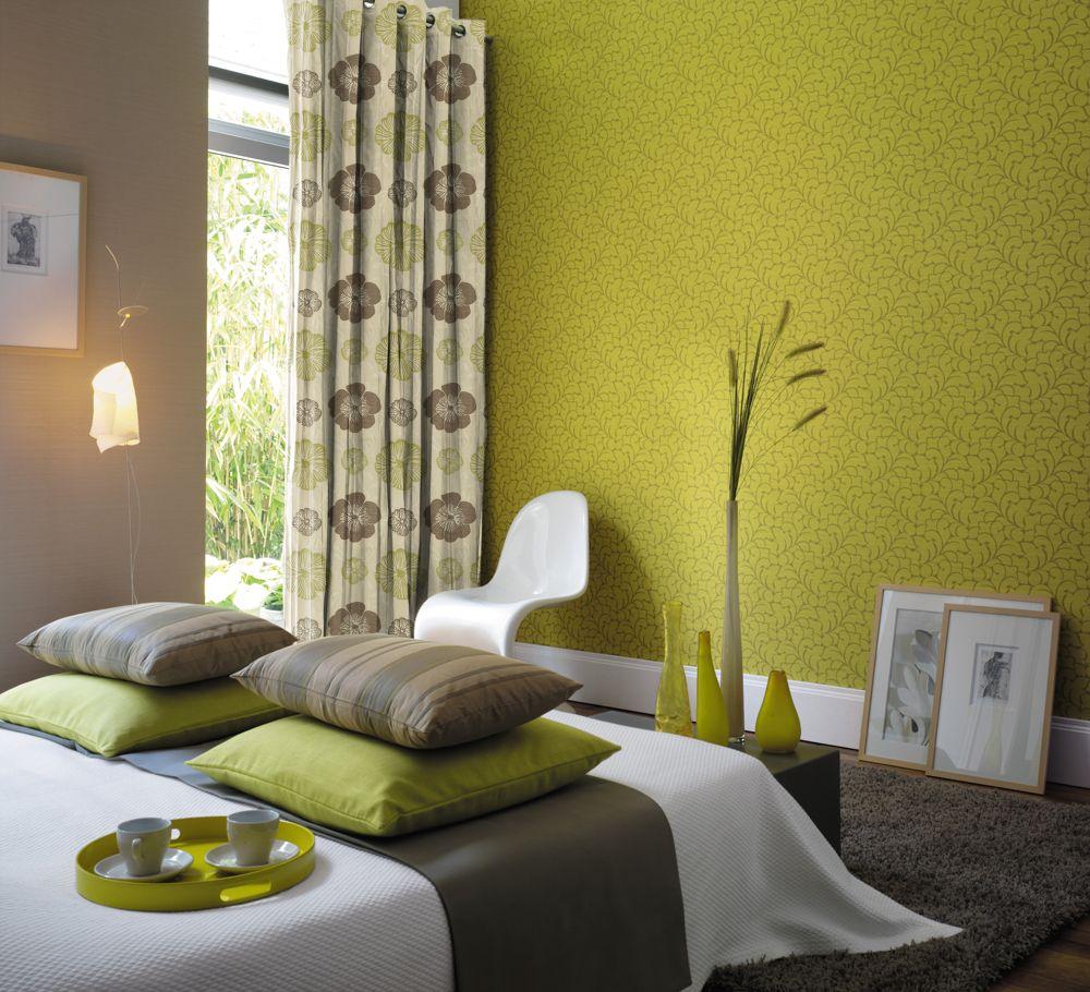 Avocado green wall | Dream house!! | Pinterest | Green walls, Walls ...