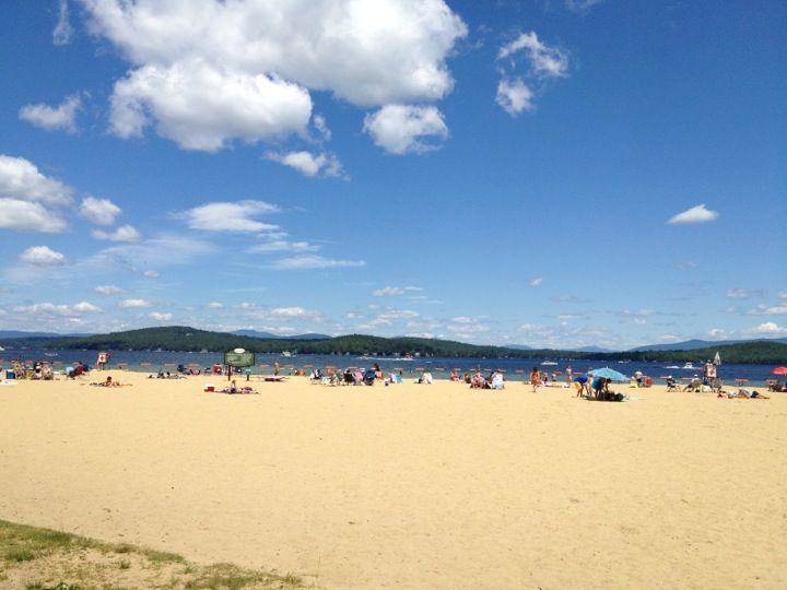 Weirs Beach In Laconia Nh