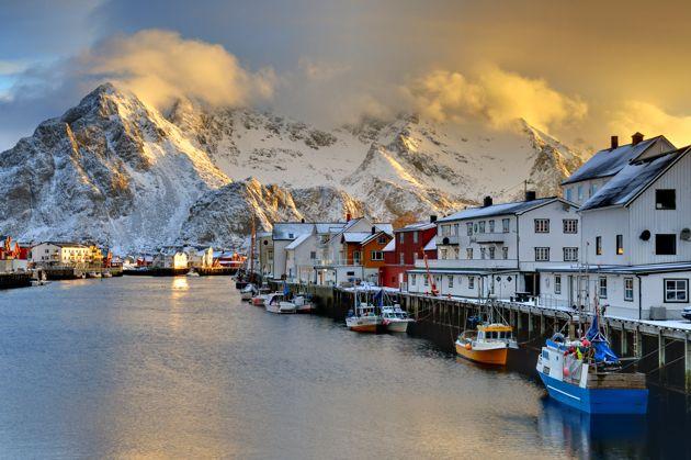 So much to do in Henningsvaer, Lofoten, Norway | Beautiful norway ...