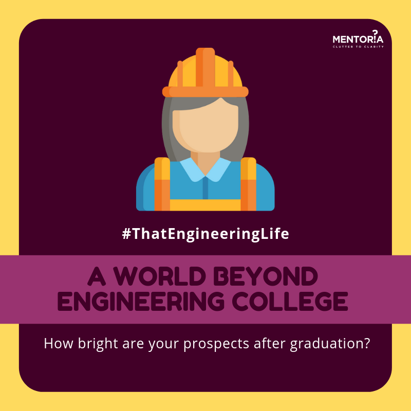 How bright are an engineer's prospects after graduation